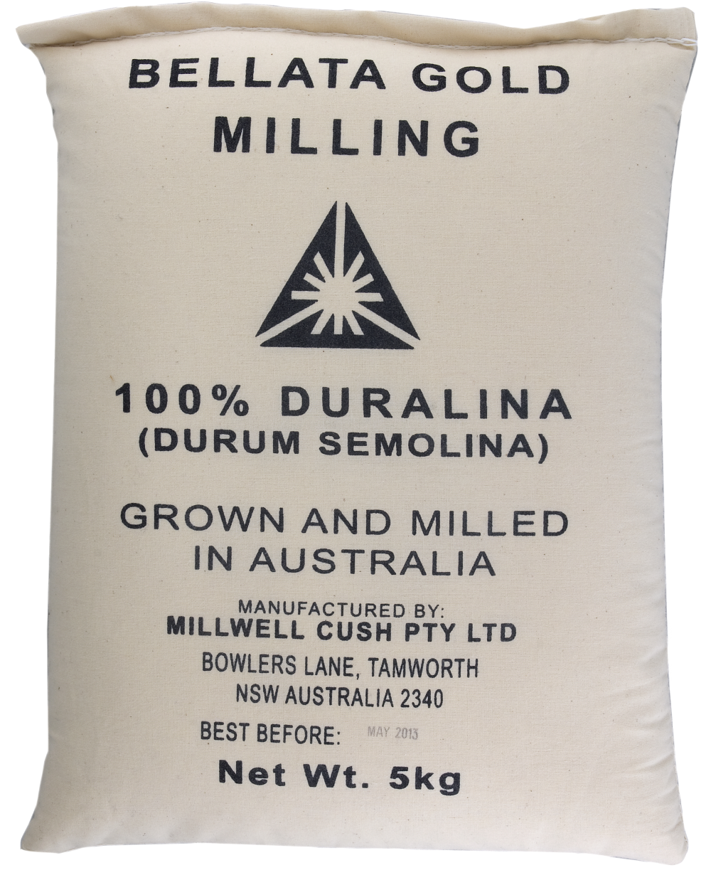 Bellata Gold Durum Semolina